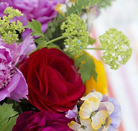 Blomster buket